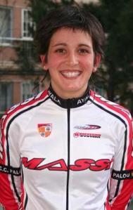 Anna Villar Team Massi